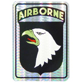 Army 101st Airborne Decal