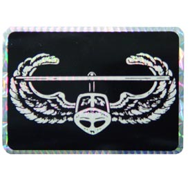 Army Air Assault Decal