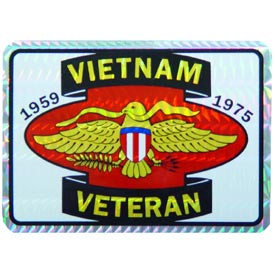 Vietnam Veteran 1959-1975 Decal