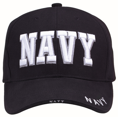 Navy Low Profile Cap