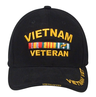 Vietnam Vet Low Profile Cap