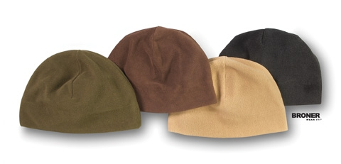 Microfleece Beanie Assorted Colors