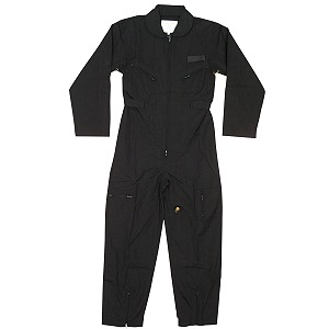 Youth Flight Suit Black So Cute