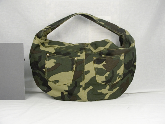 Woodland Camo Hobo Bag Makes a Great Purse