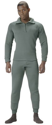 GI Type Foliage Poly Pro Top Zip Up