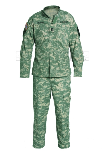 ACU Coat 50/50 Nylon Cotton-Genuine GI
