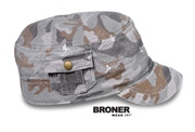 Washed Camo Cargo Cap