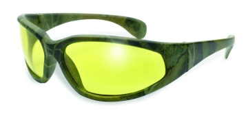 Avis Forest Safety Glasses Yellow Tint