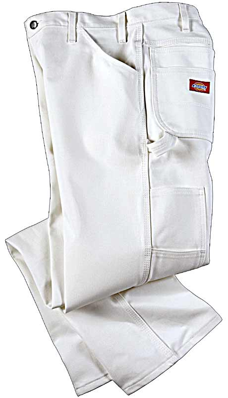 Dickie White Painter Pant