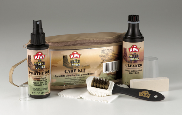 Desert Boot Cleaning Kit from Kiwi Brands