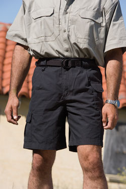 Black 5.11 Tactical Shorts