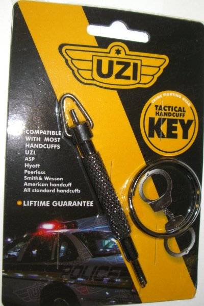 Rotating Body Cuff Key