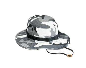 Urban Camo Ultra Force Boonie Hat