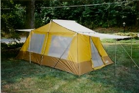 Trek Nylon Tents