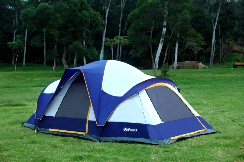 Wolf Mountain 6 Person Family Tent