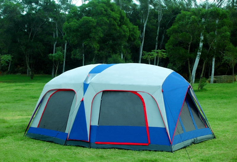 Barren Mt 10 Person Family Tent
