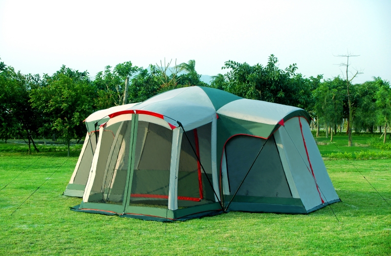 Kinsman Mt 8 Person Tent Huge 3 Room Tent