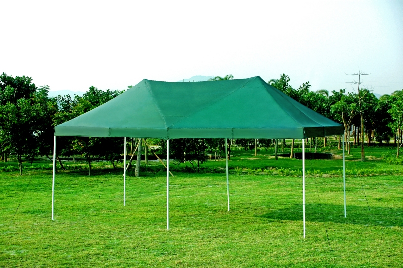 The Party Canopy Tent Sets Up In Less Than 3 Min