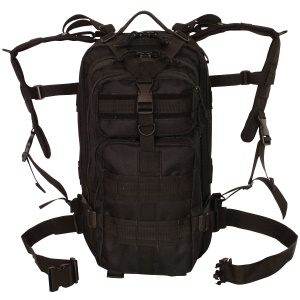 Transport Pack Medium Black