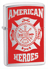 American Heroes Firefighter