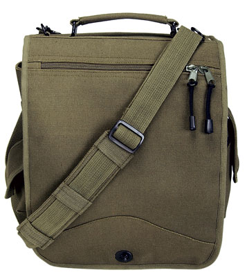 M-51 Engineers Bag-Olive-Ultimate Carry Bag for work/travel