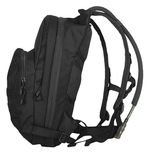 Compact MOLLE Hydration Backpack