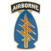 Army Spec A/B Pin