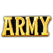 Army SCR Pin