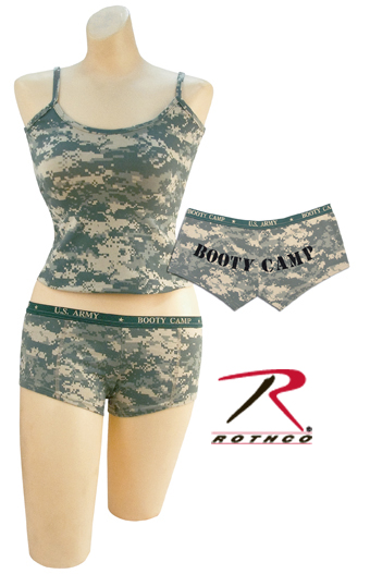 Army Digital Booty Short