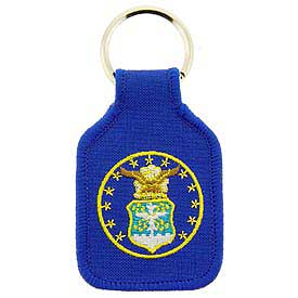 USAF Logo Key Chain