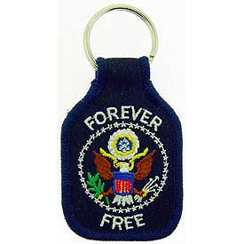 USA Logo Key Chain