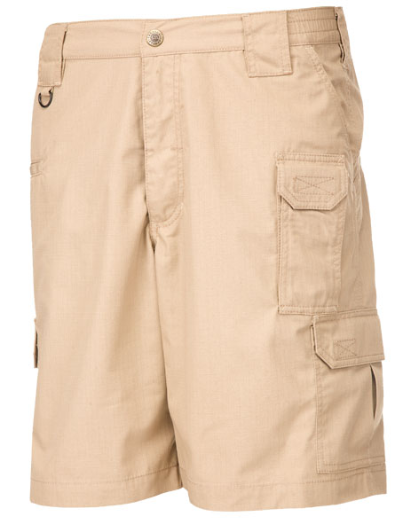 Khaki 5.11 Taclite Pro Short Tough, Lightweight