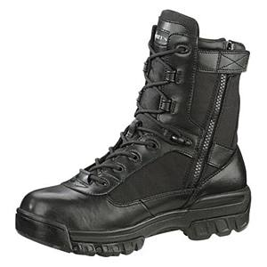 Bates Tactical Boots Side Zip and Ultra Light