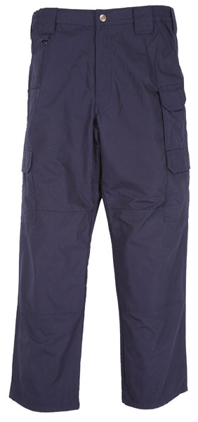 Navy 5.11 Tactlite Pro Pant Poly Cotton Ripstop