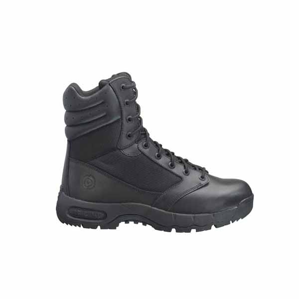 Classic 8 Inch Black Duty Boot