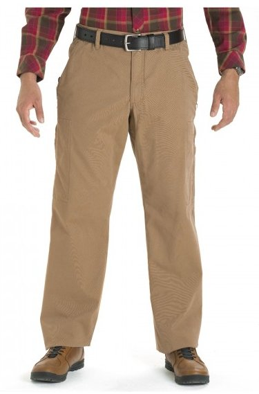 5.11 Coyote Cargo Pant Carry essentials w/ ease