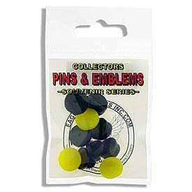 Rubber Pin Backs 10 Pack