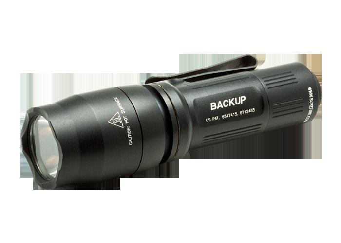 SureFire LED E1B Backup Flashlight