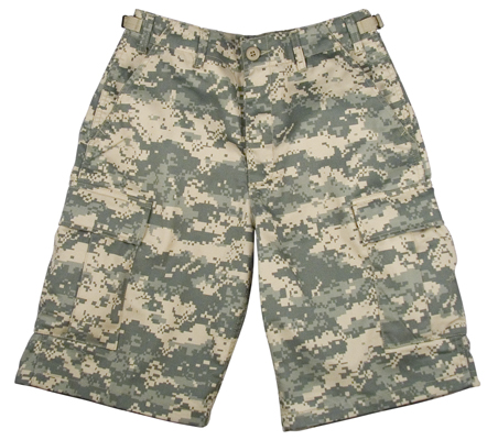 Kids ACU BDU Shorts