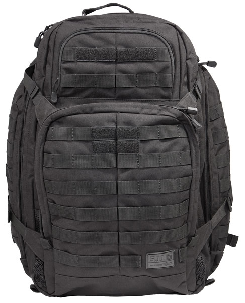 5.11 RUSH72 Backpack Black