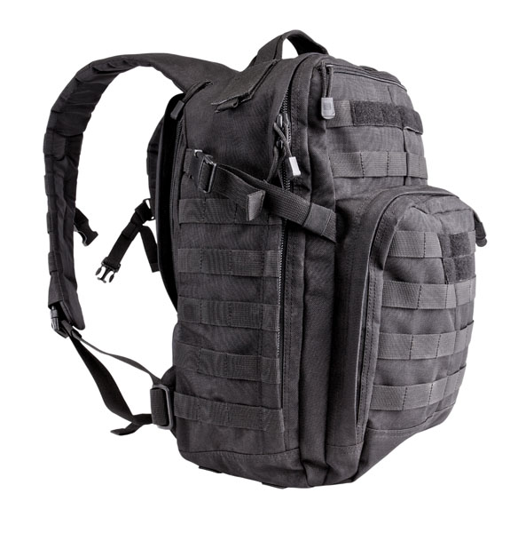 5.11 RUSH12 Backpack Black