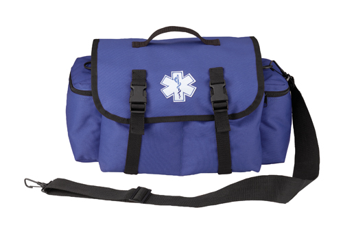Blue EMT Response Bag