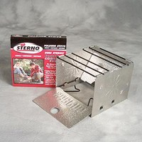 Genuine STERNO Single Burner Cook Stove