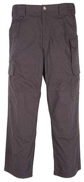 Charcoal 5.11 Tactlite Pro Pant Poly Cotton Ripstop