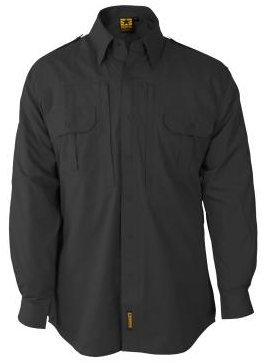 Propper Lite LS Black Tac Shirt