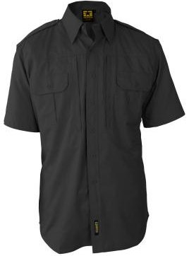 Propper Lite SS Black Tac Shirt