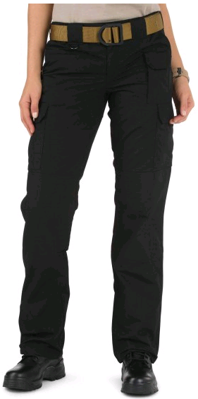 Ladies Black 5.11 Taclite PantPoly Cotton Ripstop