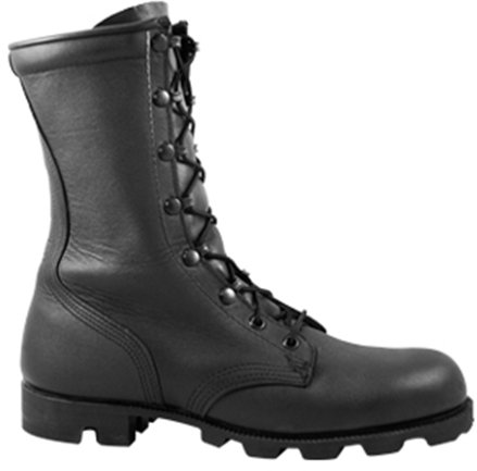 McRae # 6189 All Leather Combat Boot with Panama Outsole