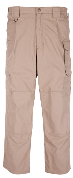 Khaki 5.11 Tactlite Pro Pant Poly Cotton Ripstop