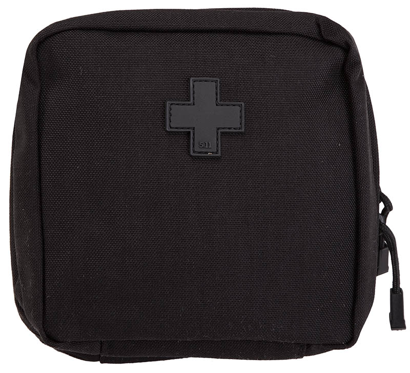 5.11 6.6 Med Pouch Black